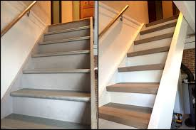 pose carrelage escalier quart tournant comment recouvrir mon escalier intérieur résolu