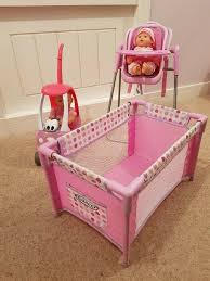 Dolls Graco Highchair/Baby Carrier/Swing, Graco Travel Cot, Dolly ... Graco High Chaircar Seat For Doll In Great Yarmouth Norfolk Gumtree 16 Best High Chairs 2018 Just Like Mom Room Full Of Fundoll Highchair Stroller Amazoncom Duodiner Lx Baby Chair Metropolis Dolls Cot Swing Chairhigh Chair And Buggy Set Great Cdition Shop Flat Fold Doll Free Shipping On Orders Over Deluxe Playset Walmartcom Swing N Snack On Onbuy 2 In 1 Hot Pink Amazoncouk Toys Games