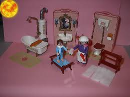 playmobil 5324 altes badezimmer set rosa serie nostalgie