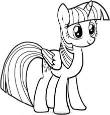Medium Size Of Pony Coloring Pages Page My Little Elegant For Your Rainbow Power
