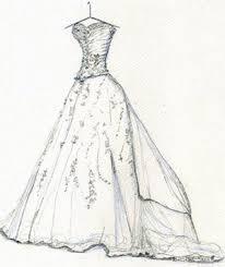 Wedding Dress Design Sketches Apk Screenshot