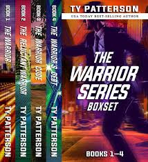 Ty Patterson On IBooks