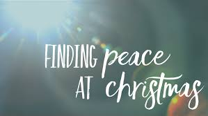 Bath Campus Finding Peace At Christmas