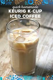 Best Iced Coffee Maker Fresh How To Make With Keurig Pinterest