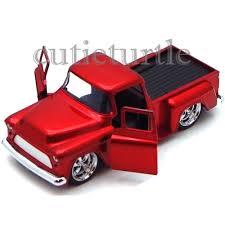 JADA JUST TRUCKS 1955 Chevy Stepside Pickup Truck 1:32 Diecast Toy ...