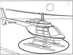 Popular Helicopter Coloring Pages Cool Ideas For You
