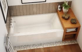 Kohler Villager Bathtub Weight by Maax Professional Rubix 6030 6032 Alcove Bathtub 60