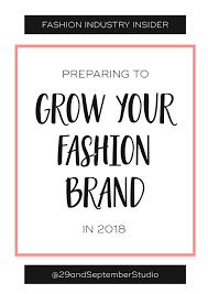 Business Plan Fashion Template Free Design Example Brand ...