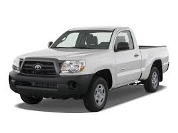 2008 Toyota Tacoma Review, Ratings, Specs, Prices, And Photos - The ...