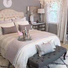 Oh The Wonderful Little Details In This Neutral Chic Romantic Bedroom