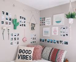 Ideas For Teenagers Chandeliers Bedroom Surprising Wall Decor Teenage Girl Pillow