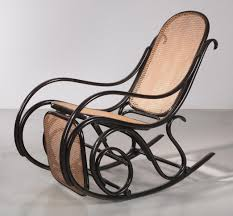 A Rocking Chair, Model No. 10, Designed By Gebrüder Thonet ... Havana Cane Sofa Cushion Vintage Birdseye Maple Rocking Chair Woven Seat Sewing Mid Century Danish Modern Rope Wegner Pair Of Chairs Rosewood Carved With Cane Weaving Vti Chennai Antique Woven Rocking Chair Butter Churn On Wooden Malawi White Mid Century Arthur Umanoff Cord Rope Wicker Rocker Rustic Primitive Armchair Glider Seating Rattan Shabby Chic Coastal Country French Nursery Old Wooden Isolated Stock Photo