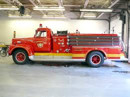 100 Old Fire Trucks Hall Museum
