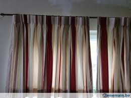 rideaux de sur mesure tentures rideaux doublés tissus colbert sur mesure pa 549 a