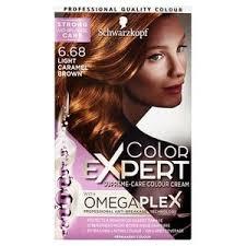 Color Expert Natural Light Caramel Brown 1 0