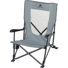 Ozark Trail Director Chair Oversize Mesh Folding Camping ...