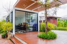 100 House Made From Storage Containers Modern Metal White Building Made From Shipping Containers