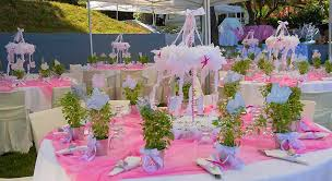 Outdoor Baptism Party Decorating Ideas For Best Decorations Small Home Decoration