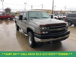 100 Lexington Truck And Automotive Used 2007 Chevrolet Silverado 2500HD Classic Work LT1 Near