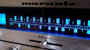 led fuse l for vintage receivers marantz retrofixes