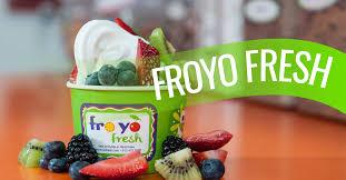 100 Food Trucks In Tampa FroyoFresh Frozen Yogurt Ice Cream Catering