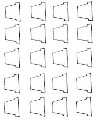 imprimer le modèle de pots etiquette chambre