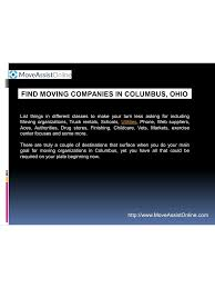 100 Moving Truck Rental Columbus Ohio Companies In By Lenovo PDF Archive