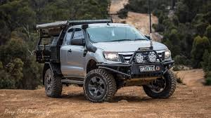 ford ranger px modified