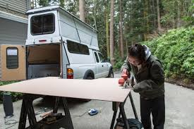 100 Truck Camper Steps DIY Dream Build This Amazing Custom GearJunkie