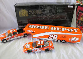 100 Home Depot Truck Tony Stewart Truck Hauler And Car