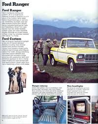 1979 Ranger: My Brother Had A '78 4x4. I Loved These Old Ford Trucks ...