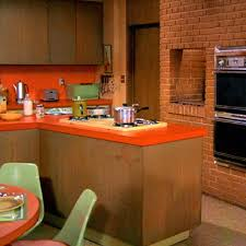 Groovy Tuesday From The BradyBunch Kitchen Set Early 1970s