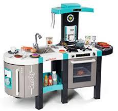 cuisine jouet tefal smoby tefal touch 311206 amazon co uk toys