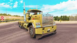 Mack For American Truck Simulator - New ATS Mack Mods Goldhofer Semitrailer For American Truck Simulator Kenworth T660 V15 Heavy Tractor Trailer Weathering Equipment Tool Machinery Stock Photos Carrier Touts Dump Trailer Ranger Design Van By Youtube Home Facebook Cargo Pack Pc Game Key Keenshop Mack New Ats Mods Us Army Pete 389 Digger Tijuana