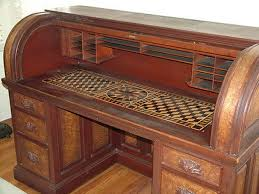 Secretary Desk With Hutch Plans by Modern And Small Roll Top Desk Secretary Plans Furniture Idea All
