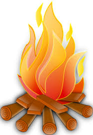 A Extinguisher Is Device Which Can Be Burning Firewood Kitchen Flame Flames Clipart Stove Fire