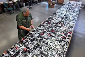 Prison Mobile Phone Debate Jammed Up in the System