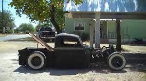 1946 Ford Rat Rod Truck - YouTube 1966 Classic Ford F150 Trucks Hot Rod Ford F100 Truck Gas Station Rendezvous Mark Fishers 33 Bus 2009 Mooneyes Yokohama Custom Show F1 1946 Pickup Interiors By Glennhot Glenn This Great Rat In Sema 2015 Is A Badass 51 Rodrat Paradise Dragstrip Youtube Pick Up Truck Need Of Some Tlc On Display Kootingal 1948 Patina Shop V8 1958 Rods Dean Mikes 34 Pin Kevin Tyburski Cool Cars Pinterest 1934 Tuckers Toy Network