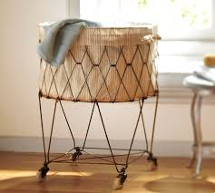 Popular Wire Laundry Basket On Wheels | Best Laundry Ideas Fresh Laundry Basket On Wheels Pottery Barn 9302 Amazoncom Whitmor Easycare Square Hamper Java Home Kitchen Best 25 Hamper With Lid Ideas On Pinterest Fniture Magnificent Dinosaur Ideas Design For Baskets 19638 12 Unique Our Decor Happy Nester Beachcomber Basket Chunky Ivory Throw Green Wicker Dual Organize Room Advantages Of Choosing