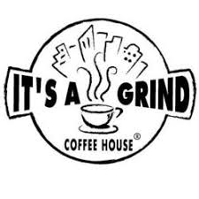 Its A Grind Logo