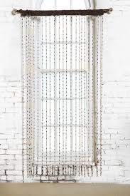 Bamboo Beaded Door Curtains Painted by Magical Thinking Beaded Curtain Urban Outfitters Diy