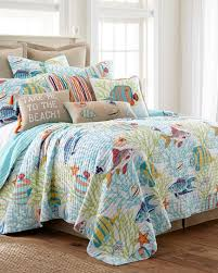 Coastal Bedding Sets by Coastal Quilts U0026 Nautical Quilt Sets For Less Stein Mart