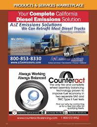 100 Always Trucking California Association 2015 Annual Membership Directory