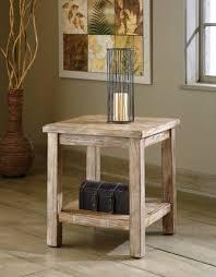 Ashley Rustic Living Room Furniture Signature Design