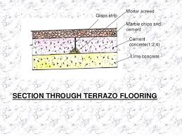FLOOR FINISHES AND COVERINGS