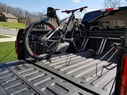 Truck Bed Bike Racks...Let's See Them!- Mtbr.com Bike Racks For Cars Pros And Cons Backroads Best Bike Transport A Pickup Truck Mtbrcom Rhinorack Accessory Bar Truck Bed Rack From Outfitters Trucks Suvs Minivans Made In Usa Saris Pickup Carriers Need Some Input Rack Express Trunk Buy 2 3 Recon Co Mount Cycling Bicycle Show Your Diy Bed Racks How To Build Pvc 25 Youtube