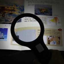Lighted Magnifying Craft Lamp by Compare Prices On Magnifier For Reading Online Shopping Buy Low