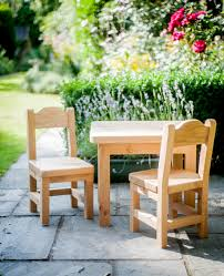 Kidkraft Heart Kids Table And Chair Set by Childrens Oak Table And Chair Set 250 00 For The Home