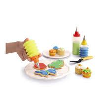 Amazon Kuhn Rikon Cookie And Cupcake Decorating Set Kit Launchpad