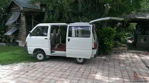 Daihatsu Hijet Mini Van One Owner Like VW BUS.. Low Miles.. Mint